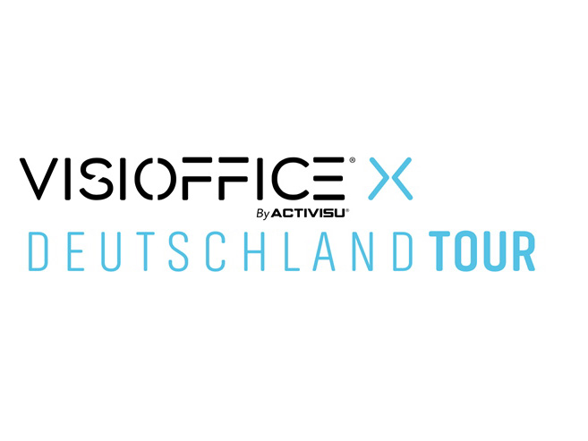 Visioffice X -Roadshow
